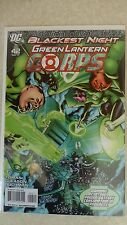 """Blackest Night"" Green Lantern Corps Issue 42 ""First Print"" - 2010"