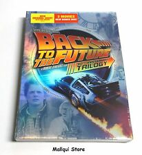 BACK TO THE FUTURE - 30th Anniversary Trilogy (5-DVD SET- 2015)  Brand New