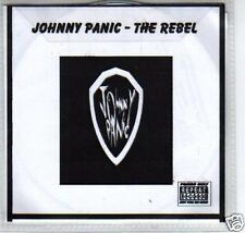 (B999) Johnny Panic, The Rebel - DJ CD