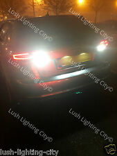 AUDI A3 REVERSE LIGHT LED  BULBS CANBUS ERROR FREE XENON WHITE 8P BRIGHT WHITE