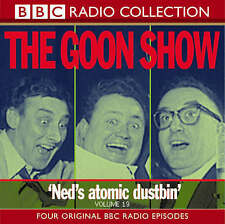 The Goon Show: Volume 19: Ned's Atomic Dustbin by Spike Milligan BRAND NEW 2xCD