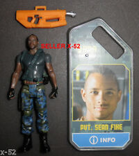 AVATAR Pvt Sean Fike TROOPER figure JAMES CAMERON movie toy + webcam i-tag