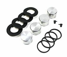 SET OF REAR BRAKE CALIPER PISTONS & SEALS FOR THE DAIMLER SP250 (DART)