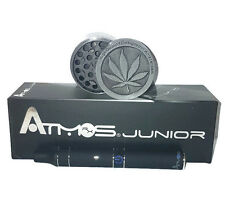 Atmos Junior Kit Vapo Atmos Jr W/ 4 Piece Leaf Tabacco Herb GRINDER - Dry Pen
