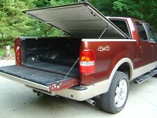 Craftec Covers 1997-03 F150 Flareside Short Bed Hatch Style Tonneau Bed Cover