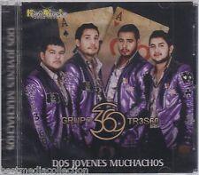 Grupo Tr3s60 CD NEW Dos Jovenes Muchachos - Neto Roka - Dos Banderas 14 CORRIDOS