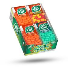 Tic Tac Variety Freshmints Breath Mints 12 packs
