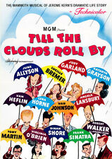 Till The Clouds Roll By (2015, DVD NEUF)