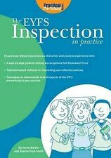 The EYFS Inspection in Practice, Sharon Paul-Smith, Jenny Barber, Very Good, Pap