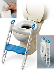 Mommy's Helper Contoured Cushie Step Up Padded Potty Seat & Step Stool - 79227