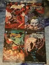 The New 52: Batman Detective Comics Vol. 1-4