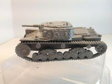 Early War 20mm (1/72) Italian Carro Armato M13/40 Command Tank with 47mm
