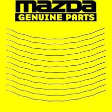 GENUINE MAZDA RX7 RX-7 13B ROTARY ROTOR SIDE SEAL SPRINGS 12PC 1985~1992 OEM