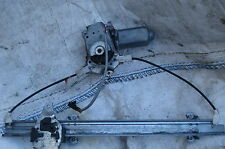 NISSAN PRIMERA 2000 ELECTRIC WINDOW MECHANISM N/S/F (PASSANGER SIDE)