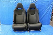 2008 08 SUBARU IMPREZA WRX SEDAN OEM FACTORY LH RH FRONT SEATS ASSEMBLY GV7 2270