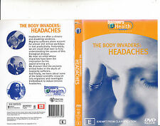 Discovery Health Channel-2000-The Body Invaders:Headaches-Health Headaches-DVD