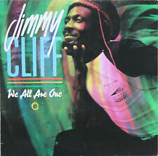 """Vinyle 45T Jimmy Cliff """"We all are one"""""""