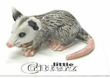 "LC134 - little Critterz - Opossum named ""Thumbs"" (Buy any 5 get 6th free!)"