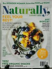 Naturally Danny Seo Winter 2017 Feel Your Best Organic Snacks FREE SHIPPING sb