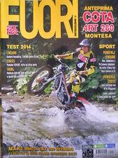 MOTOCICLISMO FUORISTRADA n°8 2013 COTA $RT 260 Montesa Yamaha YZ450F [P40]