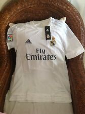 Adidas Climacool Real Madrid LFP soccer/fútbol jersey Fly Emirates size L  mens