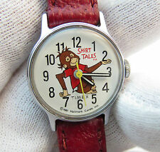 BOGEY ORANGUTAN,Shirt Tails,TIMEX,81 Ultra Rare,Manual Wind KIDS WATCH,1124