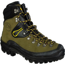 LA SPORTIVA KARAKORUM GREEN MENS MOUNTAINEER HIKING BOOT Free Shipping