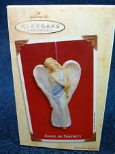 Hallmark 2003 Angel of Serenity Christmas Ornament 08999 New (8816)