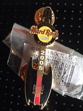 HRC HARD ROCK CAFE Munich pinaversary Wall Guitar pin 2005, le 200