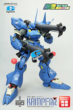 G System GS-287 1/60 MS-18E Kampfer Version 2.0 Gundam resin model sci-fi kit