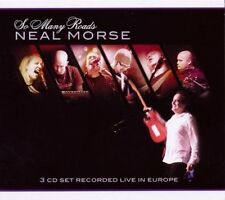 Neil Morse So Many Roads 3 CD Set Recorded Live In Europe - NEW