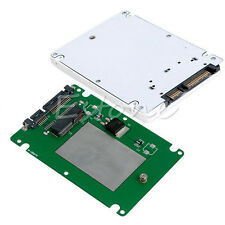Lenovo X1 Carbon Ultrabook Sandisk 20+6 PIN SSD to sata adapter card with case