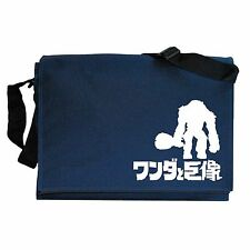 Shadow of Colossus Ico Last Guardian inspired Navy Blue Messenger Shoulder Bag