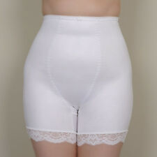 Ladies Sze Large 40-43in hips Firm Body Slimmer Girdle Knickers Panties White