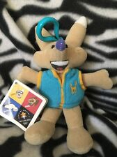 Salt Lake City 2002 Winter Olympics Copper The Coyote Official Mascot Mini Plush