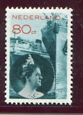 Netherlands 1933 80c Wilhelmina, Scott 201 NH, VF NVPH 237 **