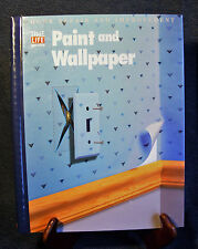 Time-Life Books Home Repair and Improvement - Paint and Wallpaper 1999