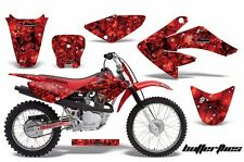 AMR Racing Honda Graphic Kit Bike Decal CRF 70 Decal MX Parts 2004-2013 BFLY K R