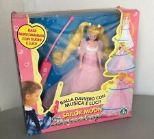 VINTAGE 90s# SAILOR MOON DANCING RC RADIOCOMANDATA FASHION DOLL# NIB