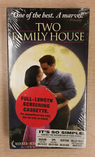 TWO FAMILY HOUSE Full-Length Screening VHS Promotional Movie NEW Free Shipping
