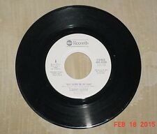 LAMONT DOZIER OUT HERE ON MY OWN ABC 45 RPM 1973 VG SOUL PROMO