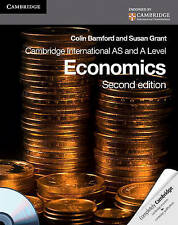 Cambridge International AS Level and A Level Economics Coursebook with CD-ROM (C