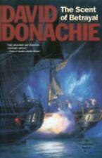 The Scent of Betrayal (The Privateersman Mysteries)-ExLibrary