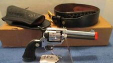 PROP/ DISPLAY/NON GUN SINGLE ACTION WESTERN MOVIES SIX SHOOTER COWBOY PISTOL