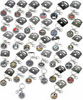 impact keychain key ring clip NFL PICK YOUR TEAM