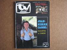 TV JOUR 79/32 (8/8/79) JEAN-PIERRE CASSEL