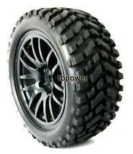4x RC Pull Rally 1:10 Car On Road 1:16 Off-Road Wheel Rim & Tyre,Tires 9062-7004