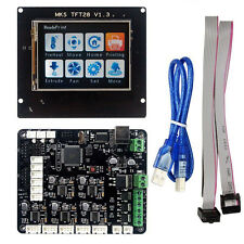 "2.8"" TFT Colorful LCD Touch Screen+MKS Base V1.5 Controller Board For 3D Printer"