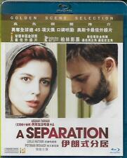 A Separation Blu Ray Nader and Simin Asghar Farhadi NEW Eng Sub Oscar