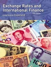 Exchange Rates and International Finance (5th Edition)
